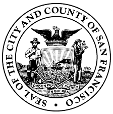 Seal of the City and County of San Francisco.