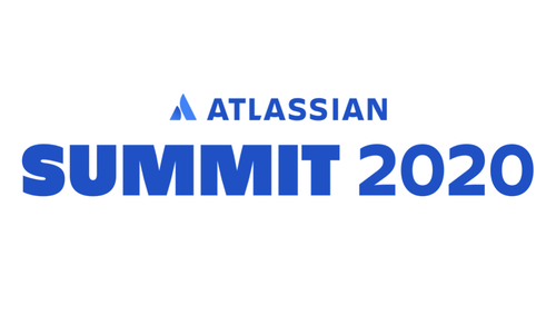 image of the Atlassian Summit 2020 logo