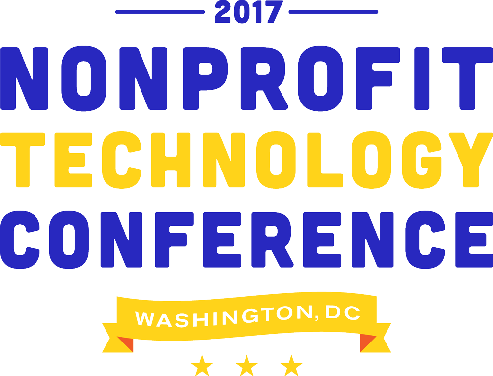 Non Profit Technology Conference 2017 logo